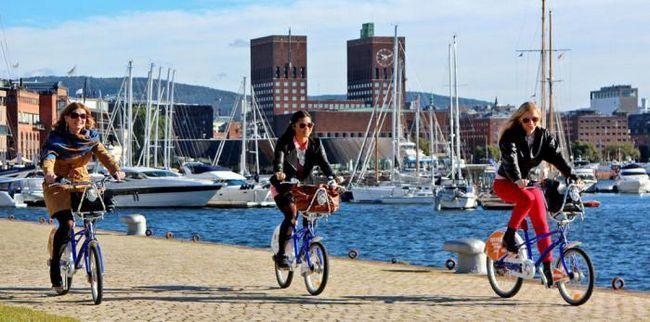 10 Городов, которые активно избавляются от автомобилей