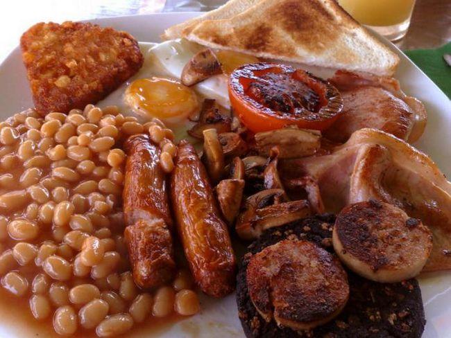 26 Потрясающе вкусных блюд, которые стоит попробовать во время поездки в англию