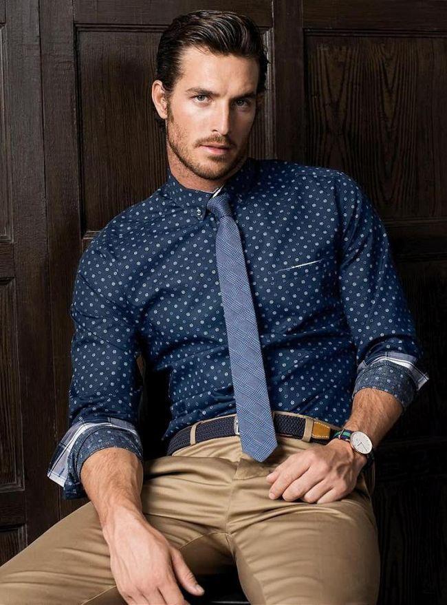 4 Урока стиля для мужчин от французов