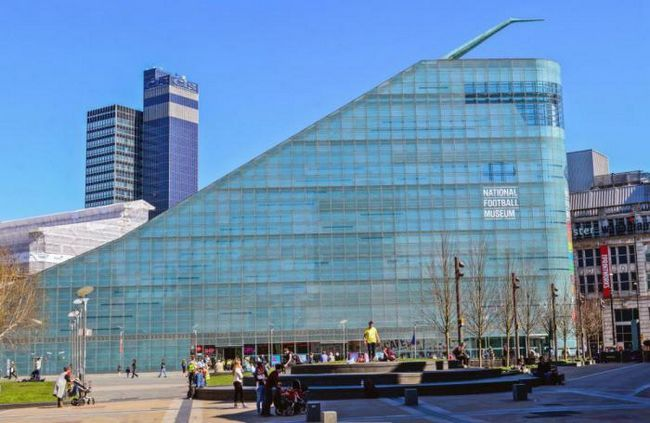 56 Самых крутых зданий в европе