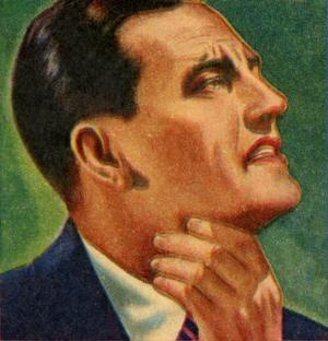 А вы знаете, от чего появляются комки в горле?