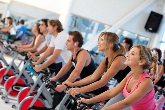 езда на велосипеде калории