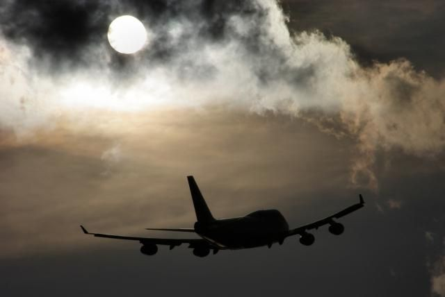 боюсь лететь на самолете