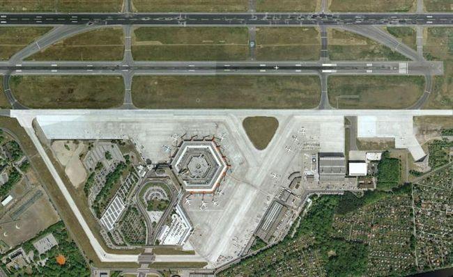 берлин тегель аэропорт как добраться