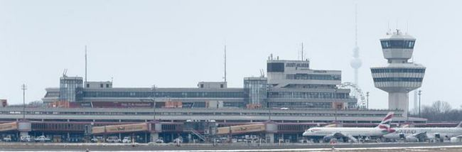 аэропорт берлина тегель табло