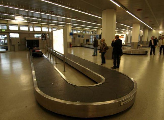 тегель аэропорт