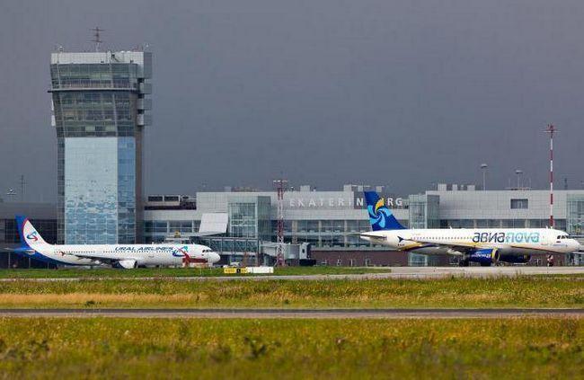 Как доехать до аэропорта в Екатеринбурге