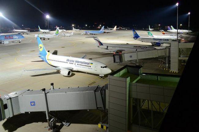 рейсы аэропорт харьков