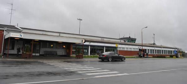 Аэропорт лаппеенранта. История возникновения и развитие
