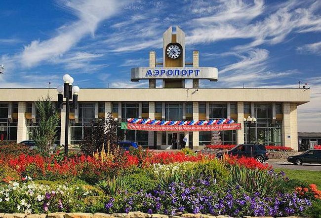 аэропорт липецка
