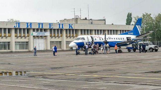 аэропорт липецка реконструкция