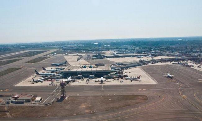 аэропорт рима