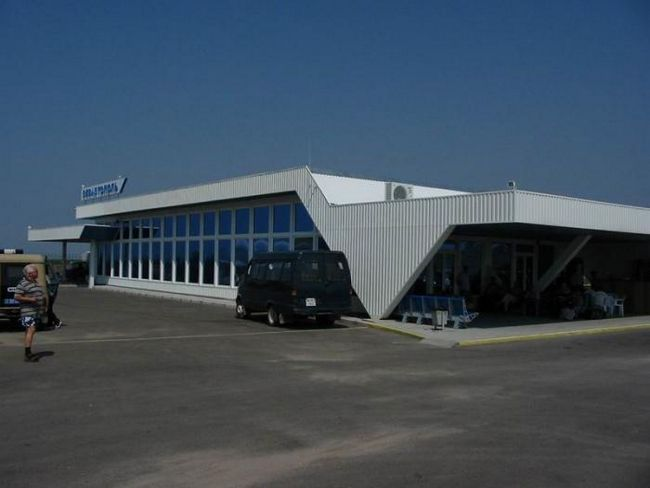 аэропорт бельбек севастополь