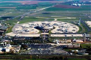 аэропорт Париж Шарль де Голь