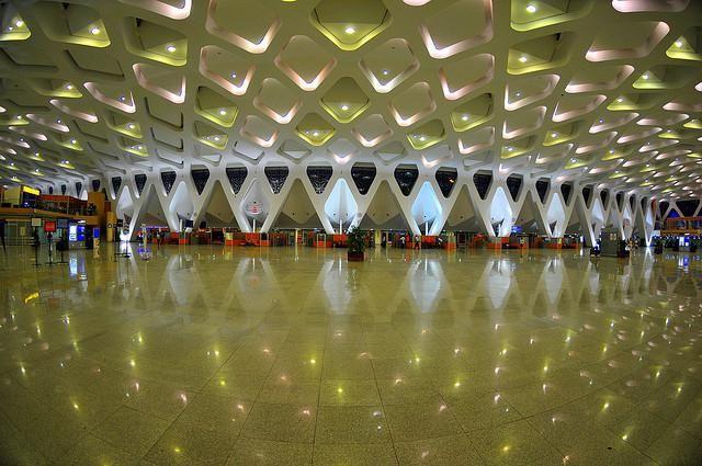 международный аэропорт в марокко
