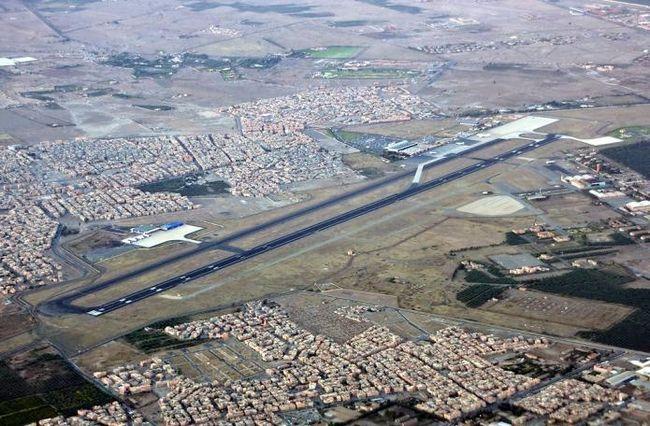аэропорты марокко