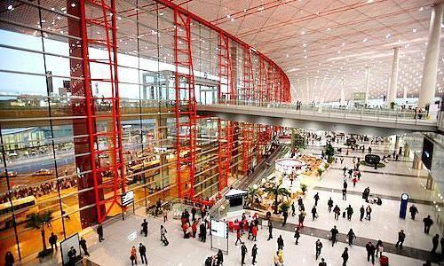 аэропорты пекина