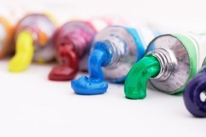 купить акриловые краски для рисования