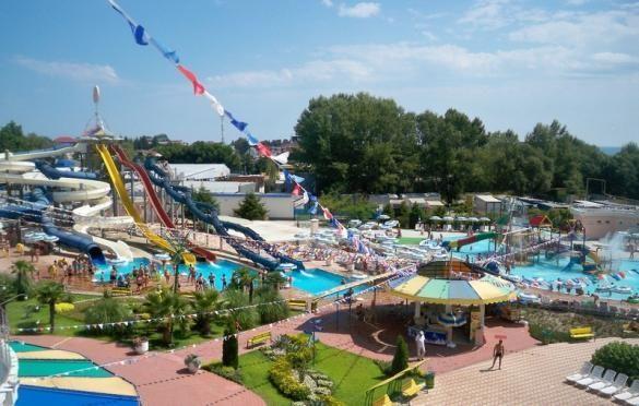 аквапарк наутилус Лазаревское