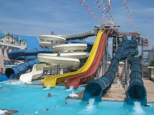 аквапарк наутилус фото