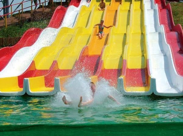 Аквапарк «золотая бухта» - самый известный в россии