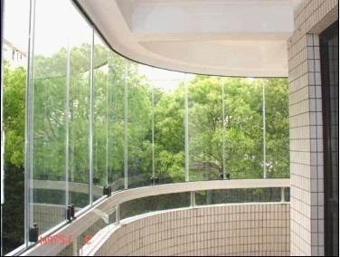 алюминиевое остекление балконов и лоджий