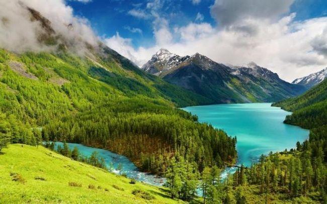 Алтайские горы – жемчужина мира