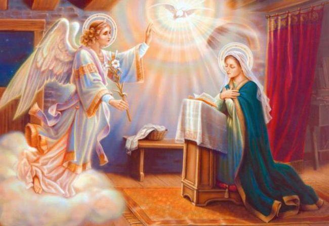 молитва ангелу габриэлю
