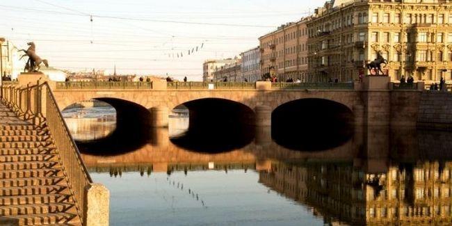 Аничков мост. История создания