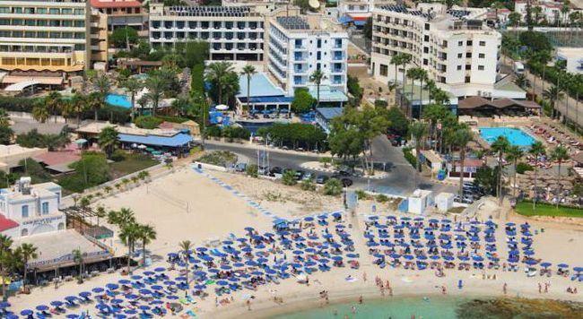 anonymous beach hotel айя напа
