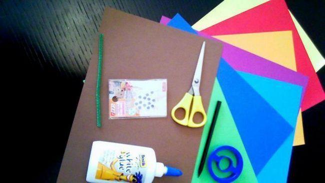 аппликация подснежник в детском саду