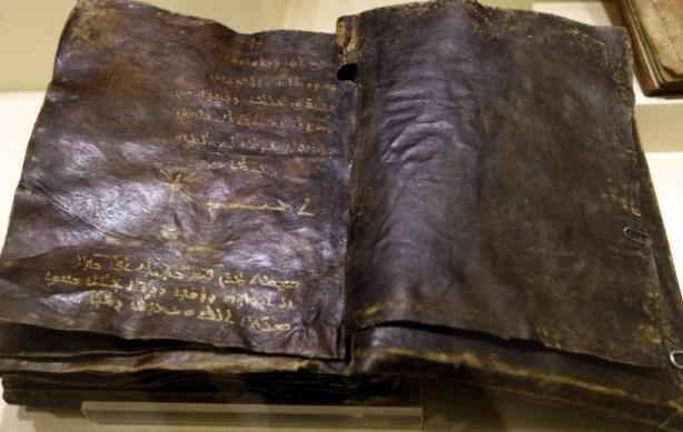 древний арамейский язык