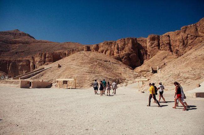 Археологи нашли убедительные доказательства существования новый гробницы фараона в египте