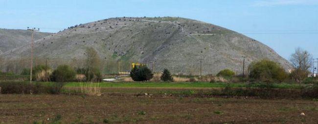 Археологи обнаружили руины древнего потерянного города недалеко от афин