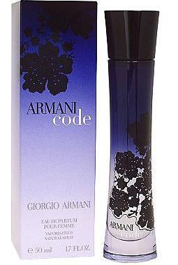 Armani code - страсть, присущая даже бизнес-леди