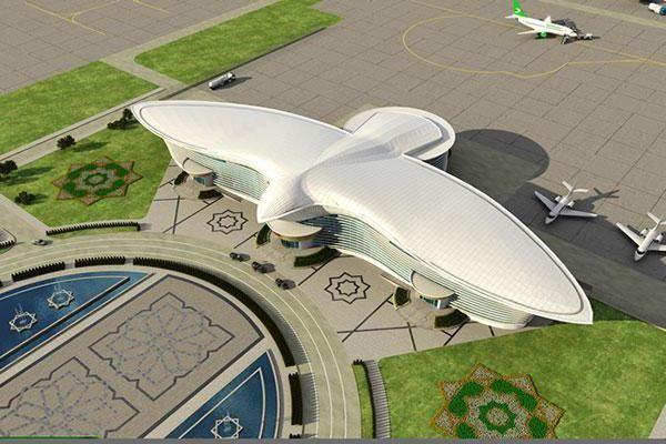 ашхабад аэропорт