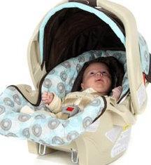 автокресла для новорожденных
