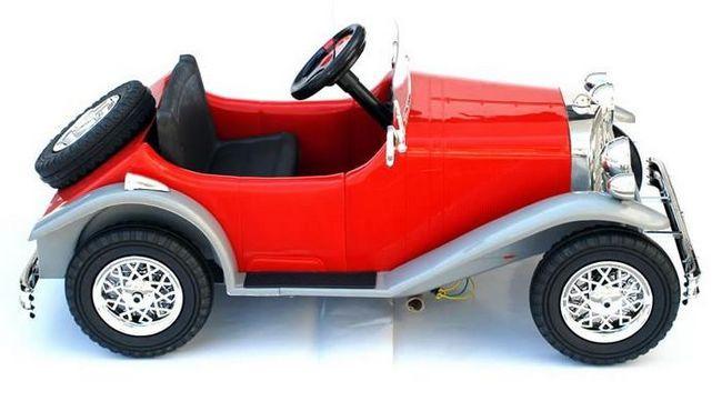 автомобиль на аккумуляторе детский