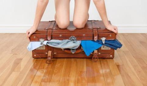 Багаж в самолете: вес имеет значение