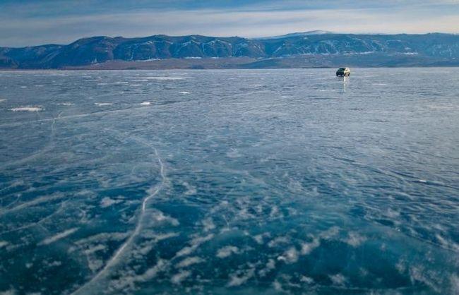 самое глубокое озеро на заемле