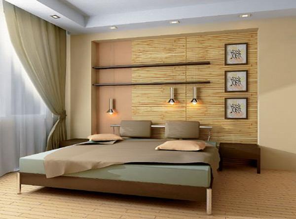 Бамбуковые обои - изысканный способ оформления интерьера