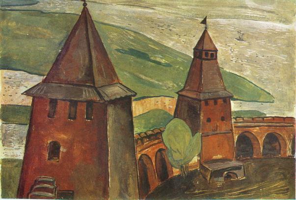 Башни кремля – жемчужина фортификационного искусства 15 века