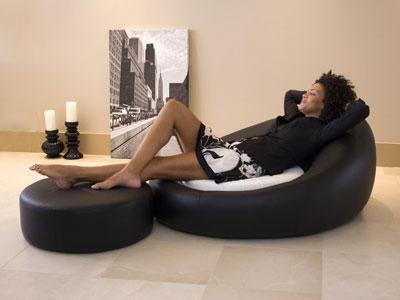 Бескаркасная мебель своими руками - отличный вариант