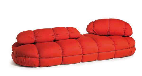 бескаркасная мебель диван