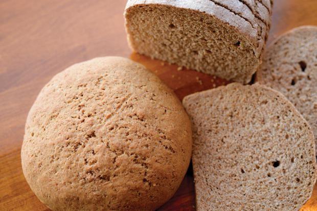 ржаной бездрожжевой хлеб в мультиварке