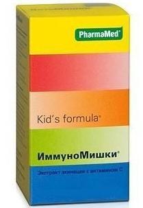 иммуномишки инструкция