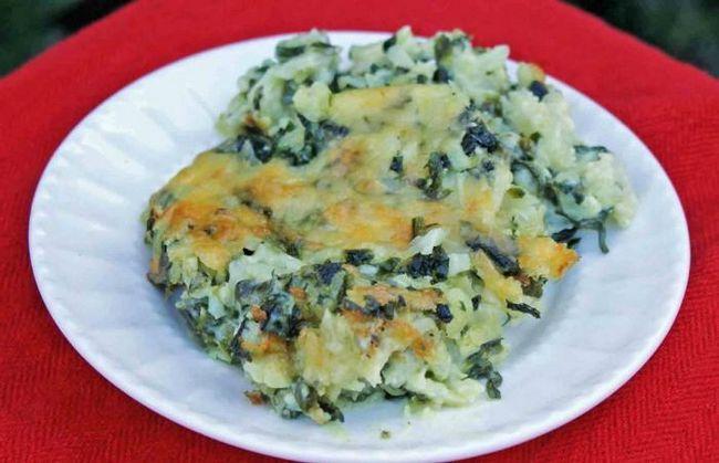 Блюда из замороженного шпината. С чем сочетать и как готовить?