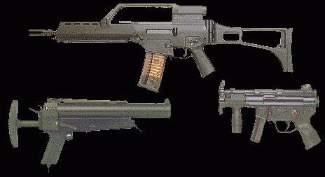 Боевое оружие - история появления и другое
