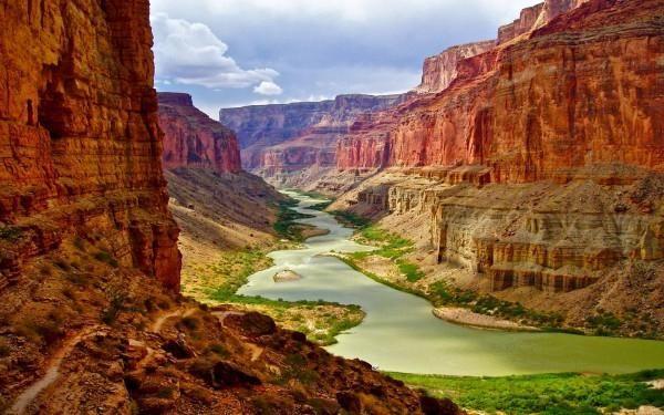Большой каньон в сша - самый большой на планете