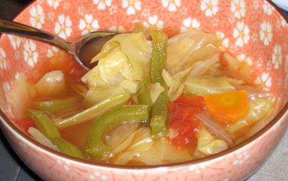 бонский суп диета